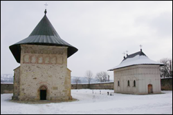 manastirea_dobrovat_iarna